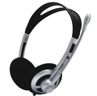 , Наушники Havit headphone HV-ST125 silver/black