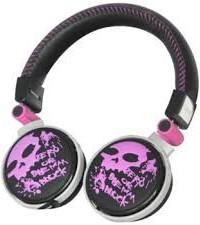 , Наушники Havit headphone HV-H83D purple