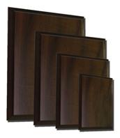 Деревянные подложки под металл com  Деревянная подложка для диплома плакетка цвет Орех размер 10х15 см