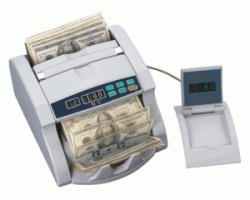 ,  Счетчик банкнот Royal Sovereign RBC-1000